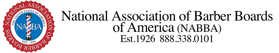 Welcome to National Association of Barber Boards of America