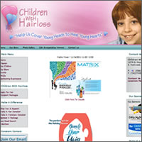 Children With Hairloss